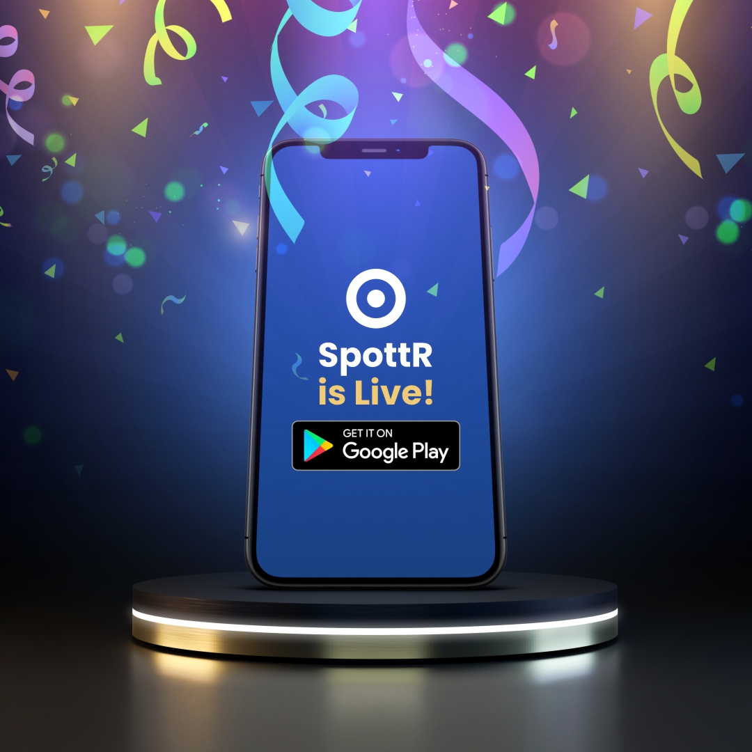 SpottR is Born under the CLIQIT Group