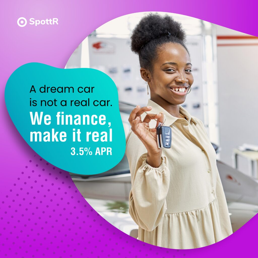 Get Loans In Nigeria at 3.5% Annual Interest Rate – SpottR